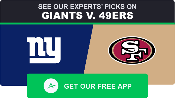 Best Giants-49ers MNF Props: Evan Engram Over/Under 4