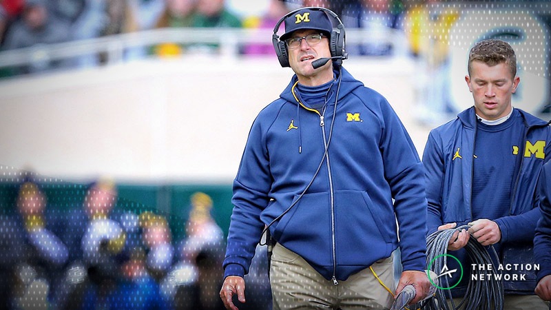 Michigan-Ohio State Betting Guide: Too Much Love for the Wolverines? article feature image