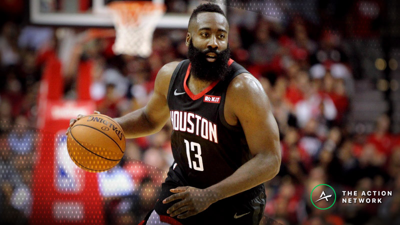 Rockets-Spurs Betting Preview: Houston Is an Over Machine article feature image