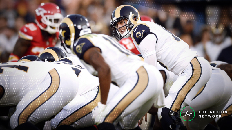 Week 11 NFL Odds: Spreads and Over/Unders article feature image