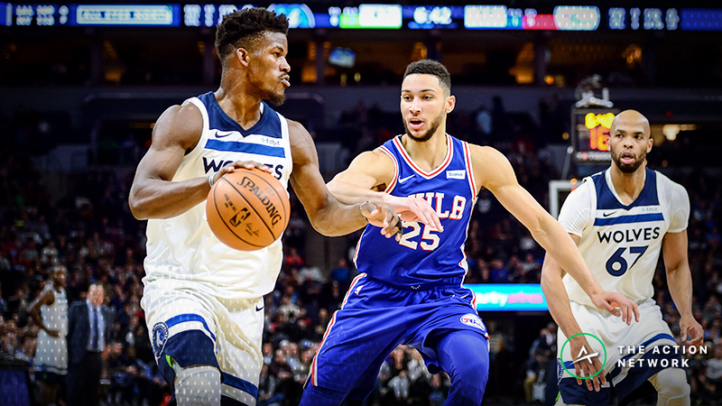 Moore & Wob: 76ers Go All-In With Jimmy Butler Trade, Wolves Shouldn't Be Done Dealing article feature image