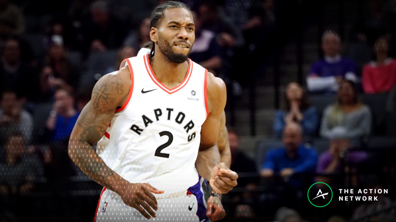 Nuggets-Raptors Betting Preview: Why the Matchups Favor Toronto article feature image