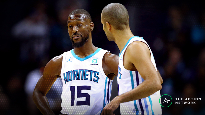 Wob: The Charlotte Hornets' Impossible Kemba Walker Decision — To Trade or Not to Trade? article feature image
