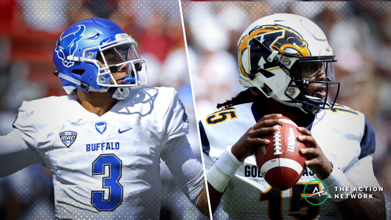 Kent State-Buffalo Betting Preview: How Will Wild Weather Affect Tuesday MACtion? article feature image