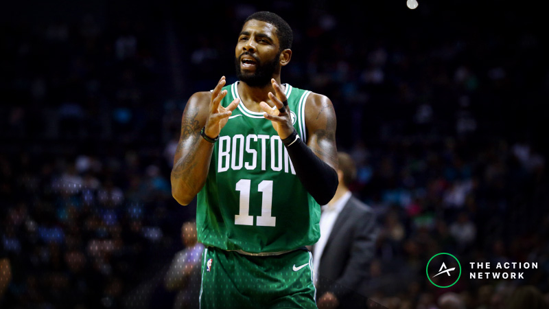 NBA Sharp Report: Celtics-Hawks Among 3 Friday Games Attracting Smart Money article feature image