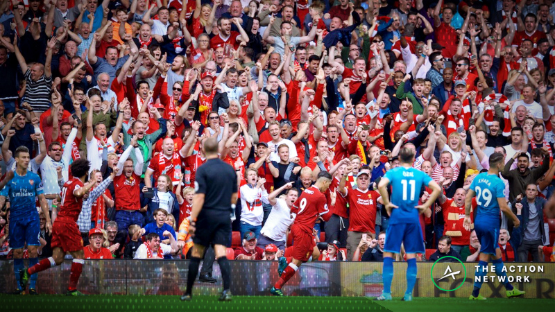 Premier League Week 11 Betting Preview: Where's the Value Between Arsenal and Liverpool? article feature image
