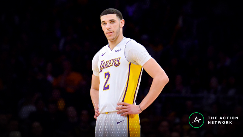 Sunday's Best NBA Player Props: Betting Kevin Durant and Lonzo Ball Assists article feature image