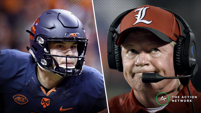 Louisville-Syracuse Betting Preview: When Value Isn't Valuable article feature image