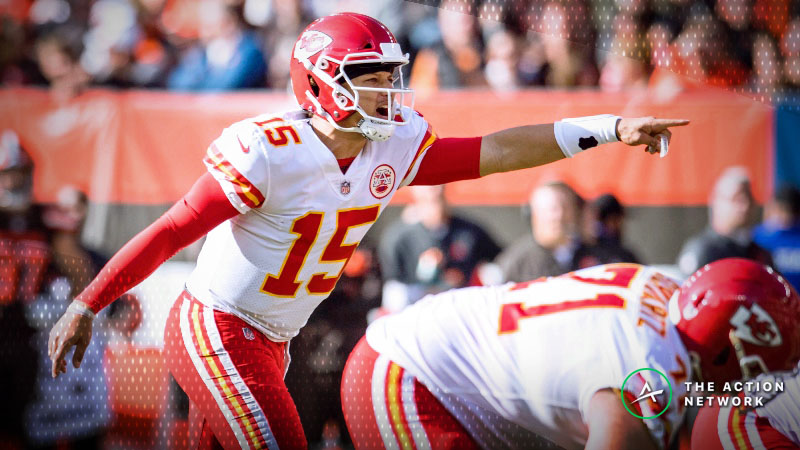 Koerner: My Chiefs-Seahawks Prop Picks for Our $250 Contest article feature image