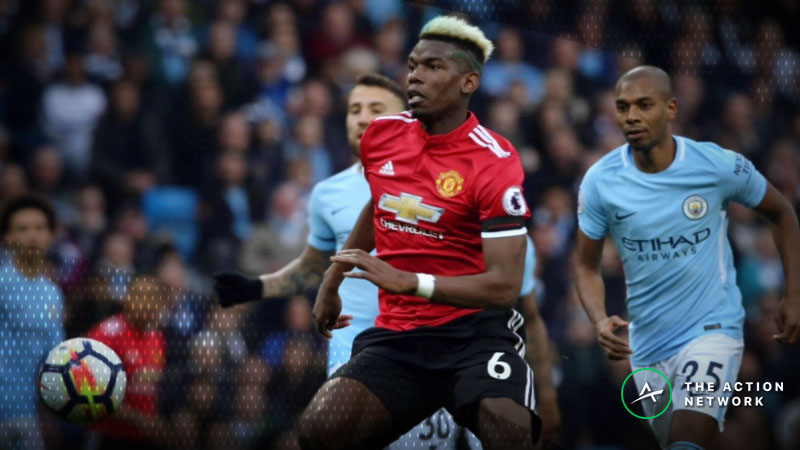 Premier League Week 12 Preview: What's the Best Bet for the Manchester Derby? article feature image