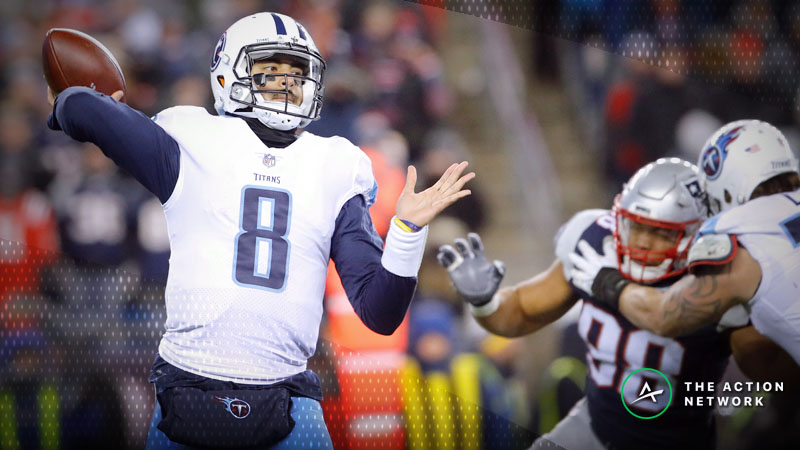 NFL Sharp Report: Pros Betting Patriots-Titans, Two Other Week 10 Games article feature image