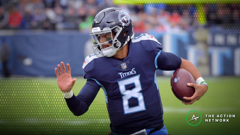 NFL Division Bets: Tennessee Titans Undervalued to Win AFC South article feature image