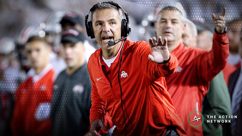 Sharp Money Continues to Flow on Michigan-Ohio State article feature image