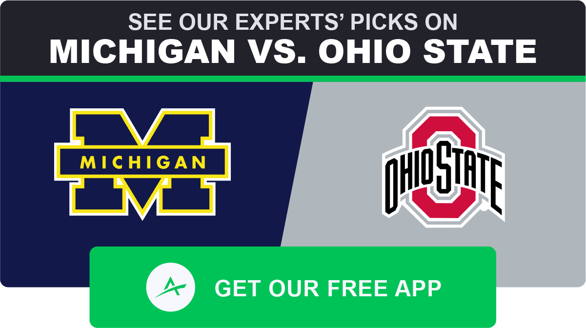 Osu michigan betting line online sports betting illegal in usa