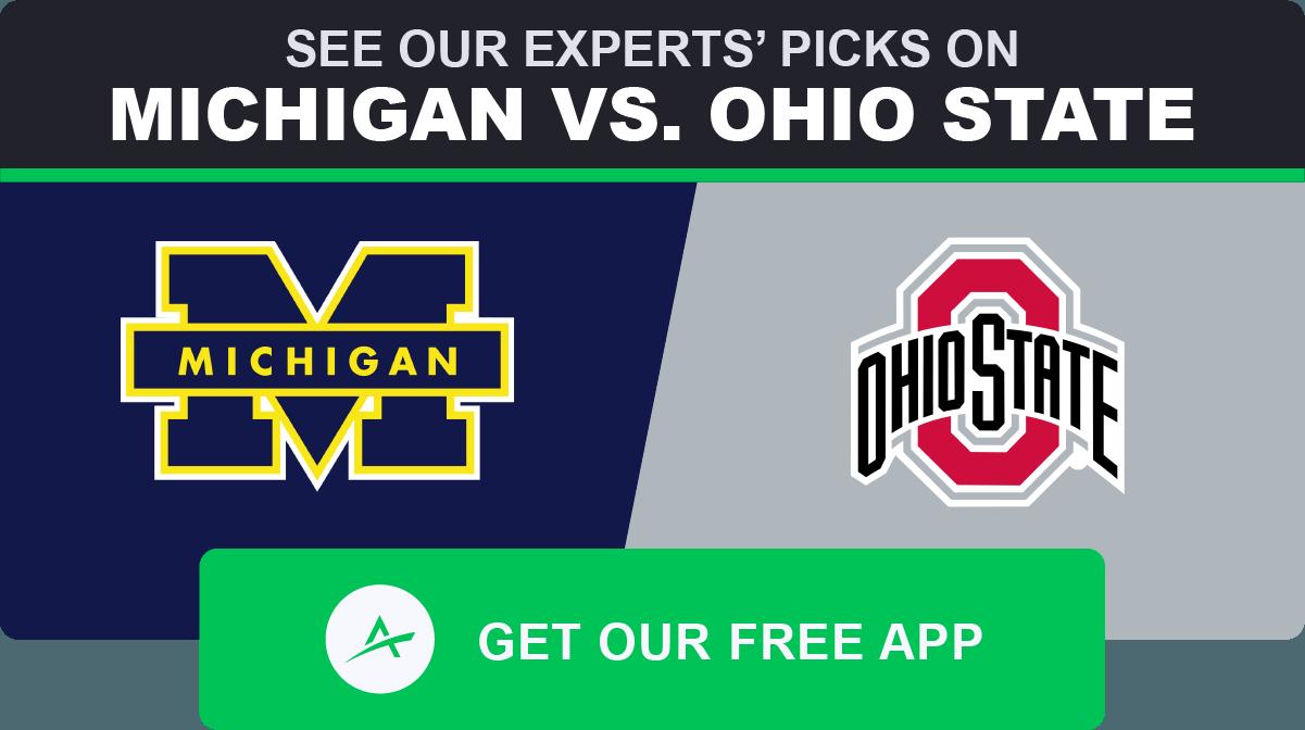 Ohio state michigan line betting fibonacci betting system craps odds