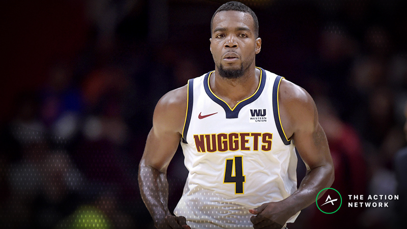 Jazz-Nuggets Betting Guide: Can Utah Rebound on the Road? article feature image