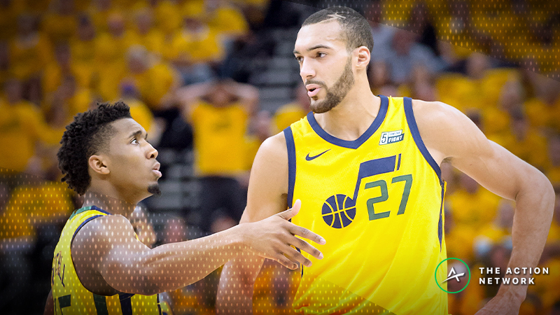 Jazz-76ers Betting Preview: Is Utah Being Undervalued off Big Loss? article feature image