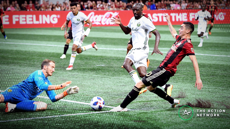 MLS Cup 2018: Atlanta United-Portland Timbers Betting Odds and Preview article feature image