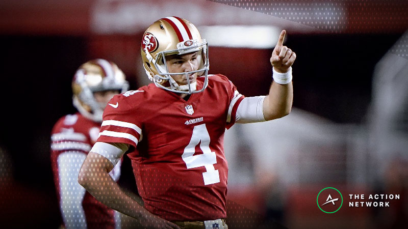 NFL Power Ratings: San Francisco 49ers Most Overrated Week 10 Team article feature image