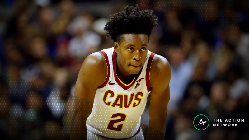 Saturday's Best NBA Player Props: Betting Collin Sexton Points, More article feature image