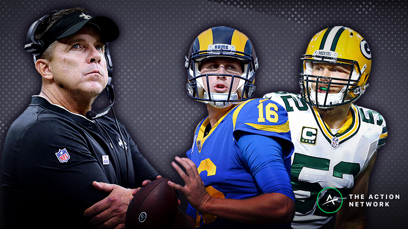 NFL Week 9 Cheat Sheet: Betting, Fantasy Football, More article feature image