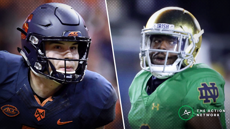 Notre Dame-Syracuse Betting Odds: Are the Orange Getting Too Much Credit? article feature image