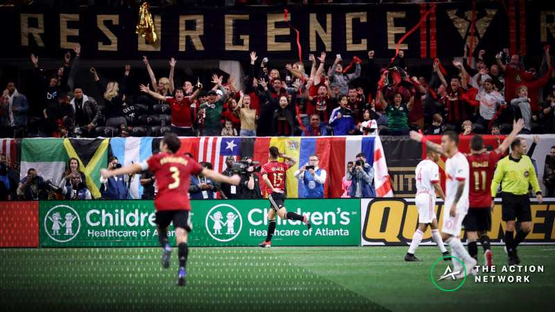 MLS Conference Championships: Do the New York Red Bulls or Portland Timbers Have a Chance to Advance? article feature image