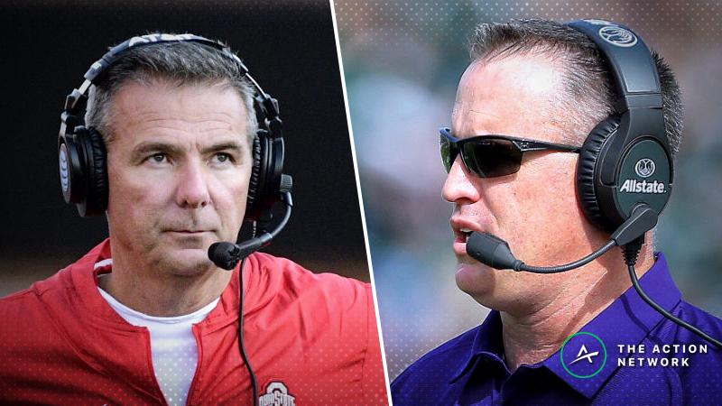 Ohio State-Northwestern Betting Guide: Are Buckeyes Overvalued in Big Ten Championship? article feature image