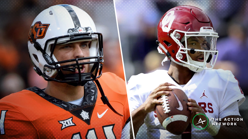 Oklahoma State-Oklahoma Betting Guide: Have Sooners Fixed Their Defensive Issues? article feature image