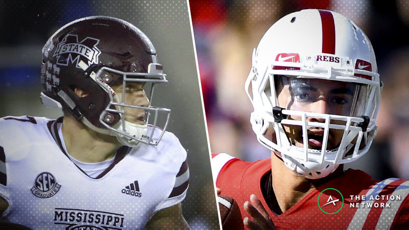 Mississippi State-Ole Miss Betting Guide: Are Bulldogs Primed for Egg Bowl Massacre? article feature image