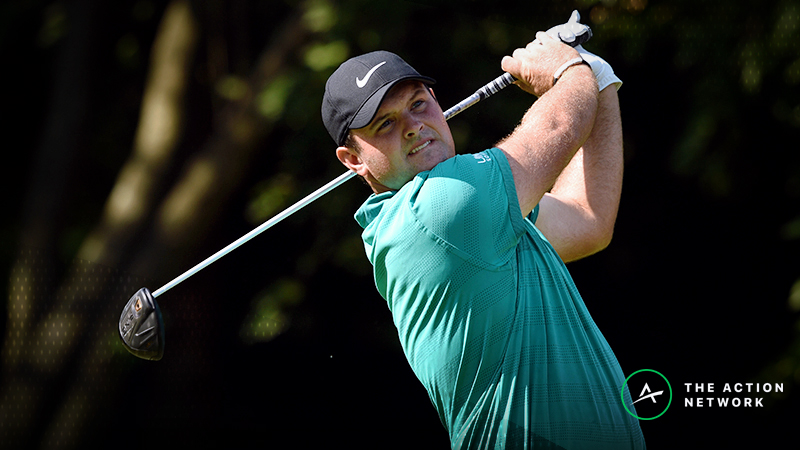 Sobel's Hero World Challenge Matchup Bets: Reed vs. Cantlay in Round 2? article feature image