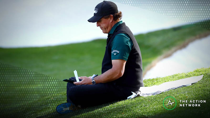 Sobel: How Phil Mickelson Can Influence Course Setup at Shadow Creek article feature image