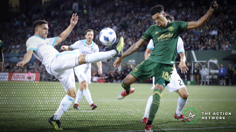 2018 MLS Cup Playoffs: Betting the First Leg of the Conference Semifinals article feature image