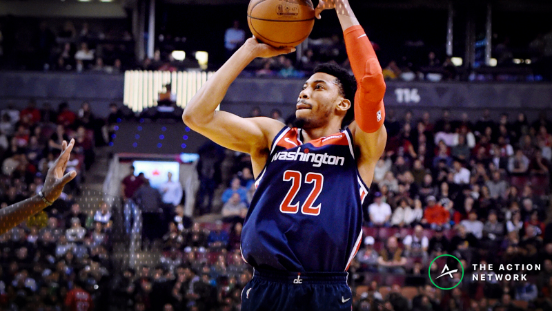NBA Injury Report: Betting, DFS Impact of Otto Porter, Draymond Green Injuries article feature image