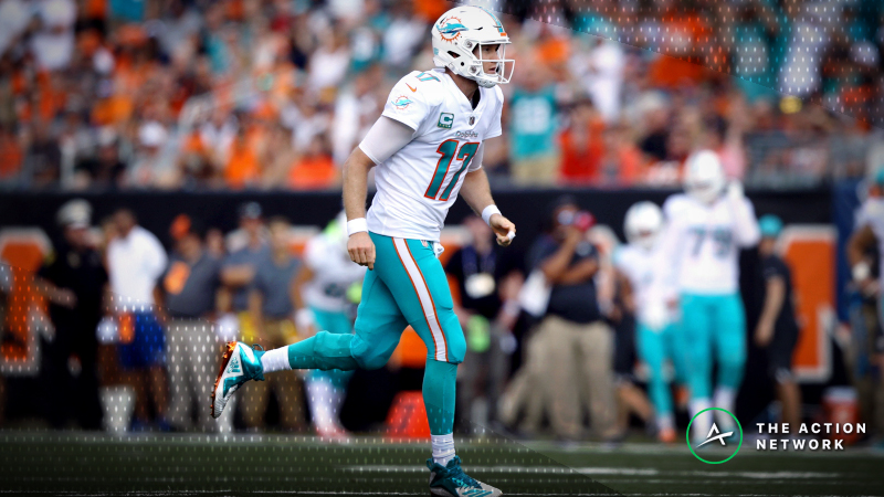 Ryan Tannehill s Return Moving Dolphins-Colts Betting Line  247651164