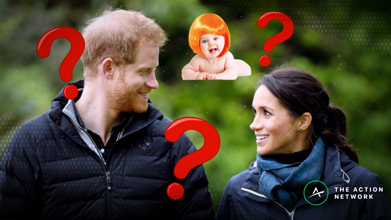Marky's Malarkey: Using Genetics to Break Down Royal Baby Hair Color Props article feature image