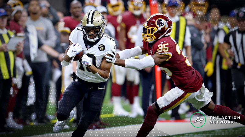 Fantasy Football Waiver Wire Targets for Week 12: Rookies Offer League-Winning Upside article feature image
