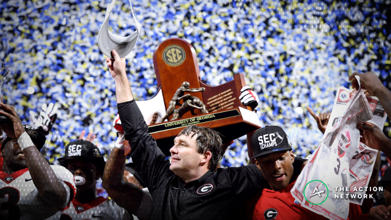 2018 College Football Conference Championship Games: Schedule, Scenarios, Odds article feature image