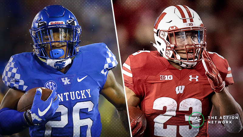 5 College Football Rushing Mismatches Bettors Can Exploit in Week 10 article feature image