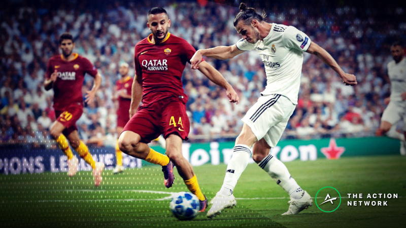 Betting Market Breakdown for Tuesday's Champions League Group Stage Matches article feature image