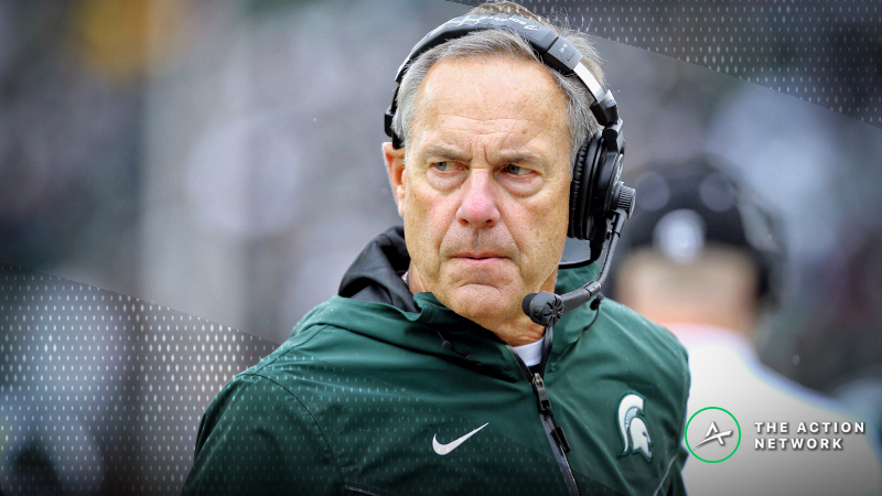 Cold, Blustery Conditions Expected for Ohio State-Michigan State Showdown article feature image