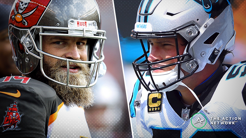 Buccaneers-Panthers Betting Preview: The Over/Under Play to Know article feature image