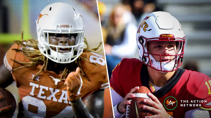 Iowa State-Texas Betting Guide: Cyclones a New Team Under Purdy article feature image