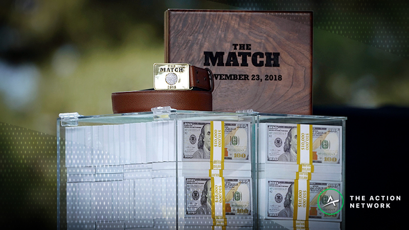 Sobel: Live Updates from Tiger and Phil's $9 Million Match article feature image