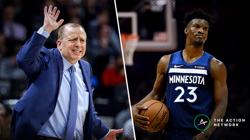 Wob's NBA Dysfunction Rankings: Take it Away, Timberwolves … article feature image