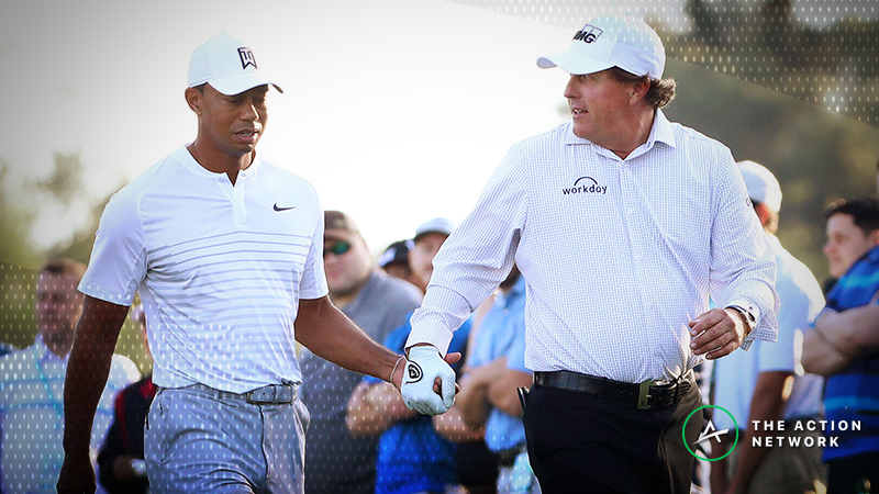 Tiger, Phil Talk a Good Game on '24/7′ But Are Approaching 'The Match' Differently article feature image