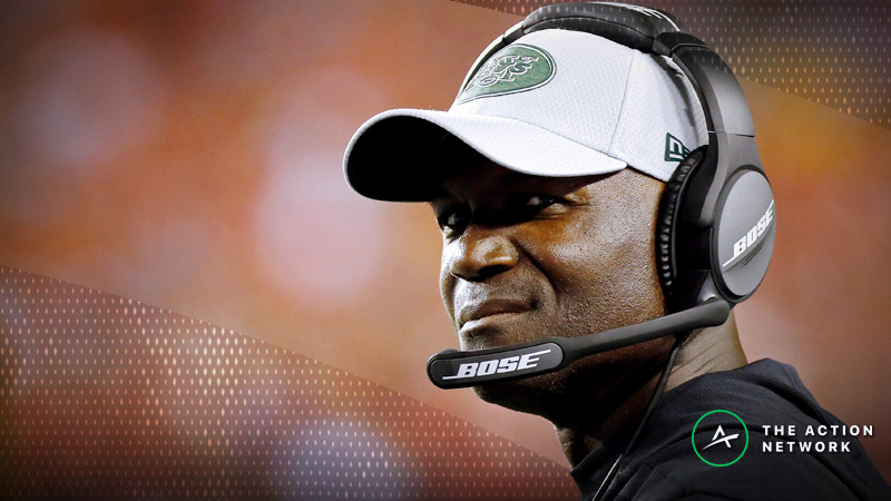 Jets-Dolphins Betting Preview: How Weather, Tempo Will Impact Scoring article feature image