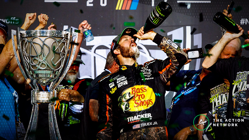 Handicapping NASCAR's Championship Four at Homestead-Miami Speedway article feature image