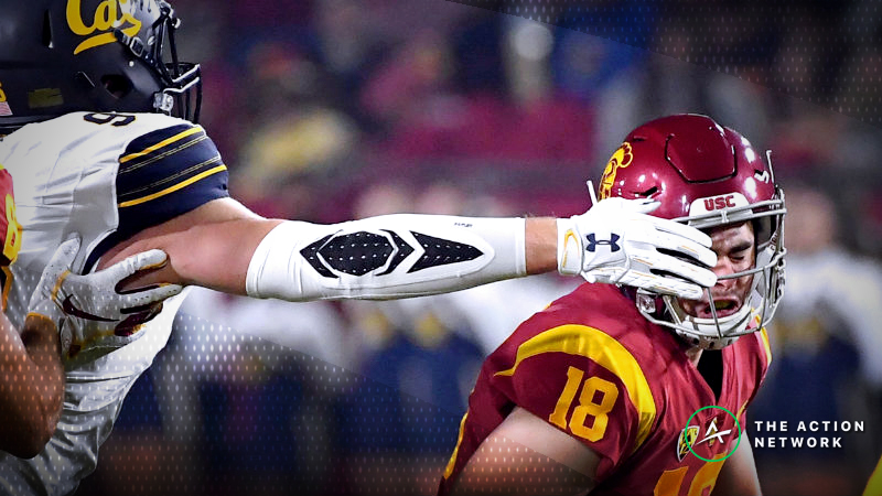 Misleading College Football Scores, Week 11: USC Is a Certified Mess article feature image