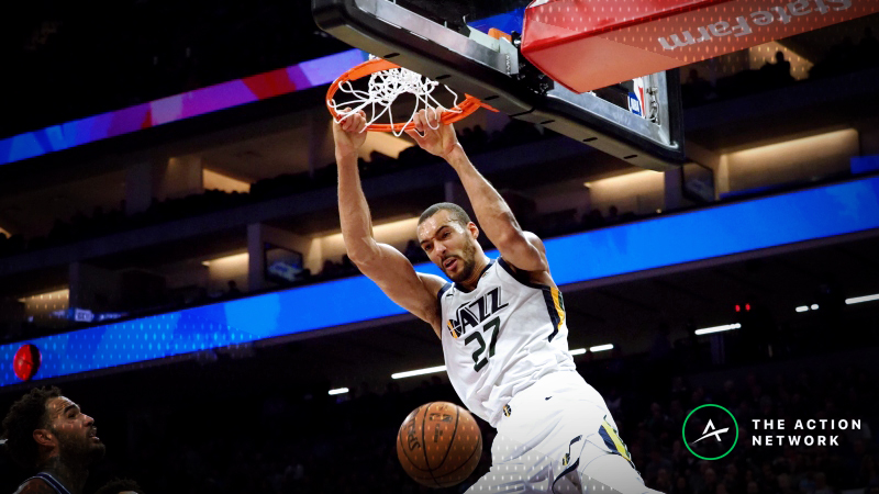 NBA Sharp Report: Pros Betting Jazz-Hornets, 2 Other Friday Games article feature image